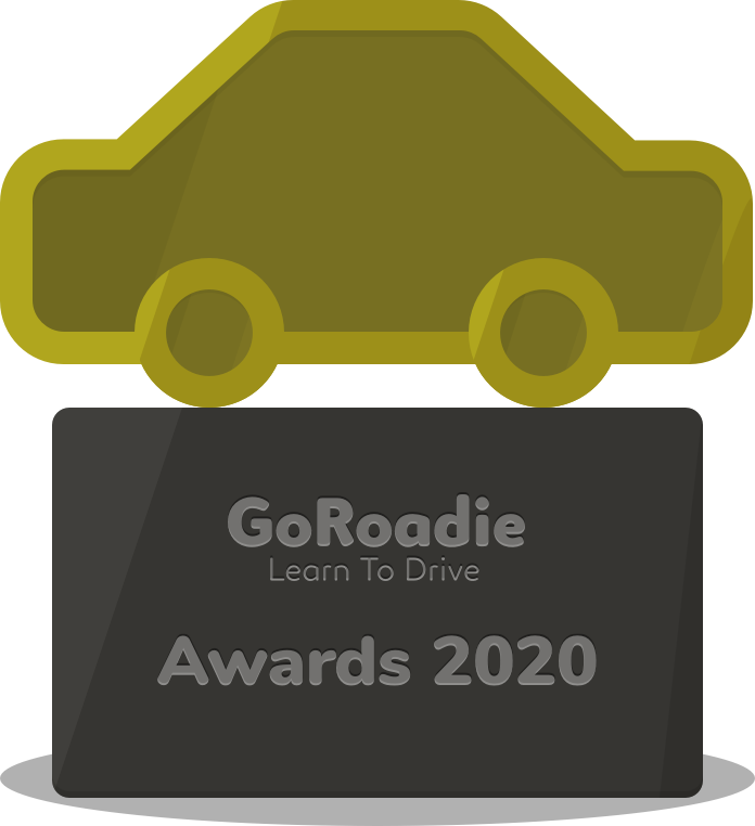 GoRoadie Awards 2020 trophy graphic