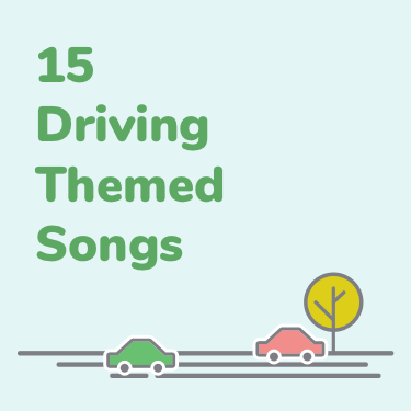 Cover image for 15 of the Best Driving Themed Songs