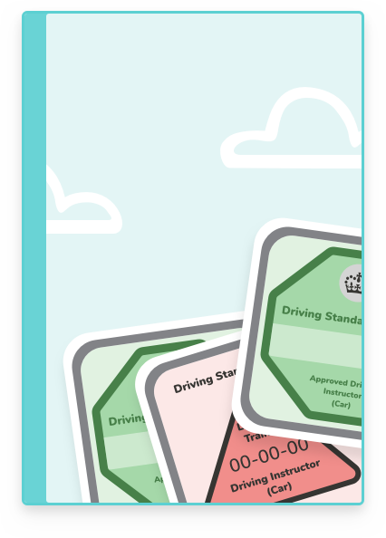Cover for the Driving Instructor Guide