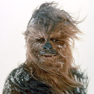 Russell Coleman as Chewbacca