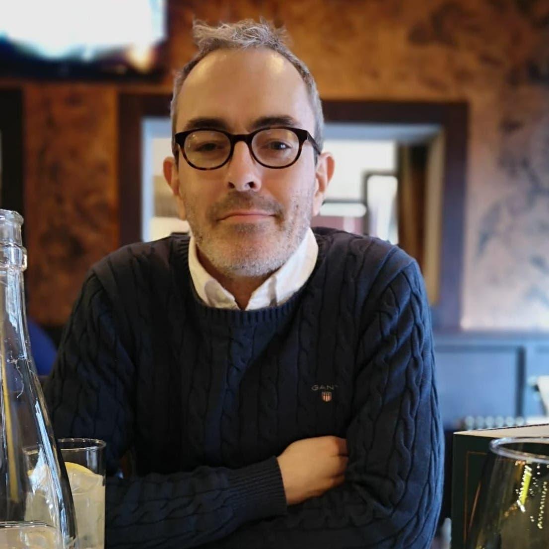 Stewart Lochrie, Mangaing Director of Caledonian LDT